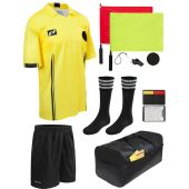 11 Piece Soccer Referee Package New Official USSF Style
