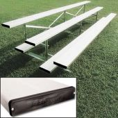 21' Bleachers Standard Series 3 Row With Color  *