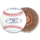 Adult Baseballs - Official League Baseball - A Grade Leather Cover -(Case of One Dozen Balls)