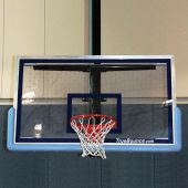 """Backboard - Perforated Poly-Carbonate - Rectangle (54""""W x 36""""H)"""