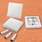 Baseball Field Bases - MacGregor Major League Bases without Anchors