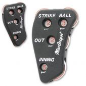 Baseball Umpire Gear - 4 Way Umpires Indicator