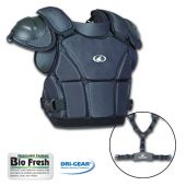 Baseball Umpire Gear - Chest Protector - Pro-Plus Ump Protection