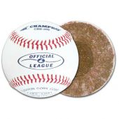 Blemished - Official League - Cushion Cork Core - C Grade Cover -(Case of One Dozen Balls)