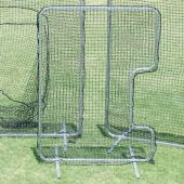 C-Shaped Softball Pitchers Replacement Protector Net  *