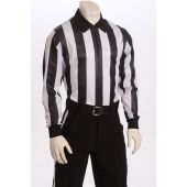 Football Referee 2 Stripe Hybrid Water Resistant Outer Shell w/ Poly Lining by Smitty