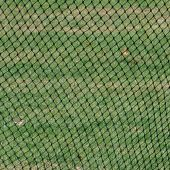 """Kicking Cage Replacement Net - Professional (4'W x 4'D x 86""""H) (Black)"""