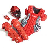 MacGregor Youth Catcher's Gear Pack Scarlet