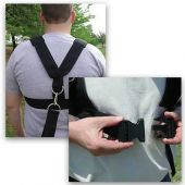 Multi-Purpose Sled Harness and Tether