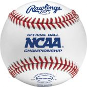 NCAA Flat Seam Cushioned Cork Center Wool Windings EIT Baseballs