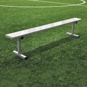 Player Bench - 21' - In-Ground