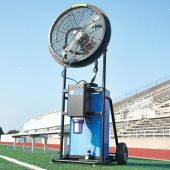 Portable Cooling System - Misting Machine