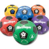 Prism Pack - Size 4 Soccer Ball (Rubber)