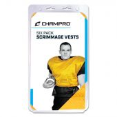 Scrimmage Vest - 6 Pack - Intermediate
