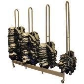 Shoulder Pad Deluxe Rack - StackMaster