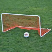 Soccer Practice Goal - Two-For-Youth Goal (4' x 6' or flips to 3' x 6')