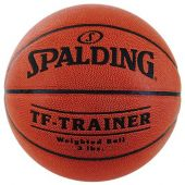 Spalding® TF-Trainer 3 lb. Weighted Indoor Basketball