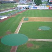 Ultra Lite Field Covers - 10' Square Base