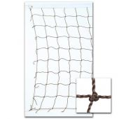 Volleyball Nets 2.0 MM Twisted PE 30'; Recreational Net, PE Rope Cable Top
