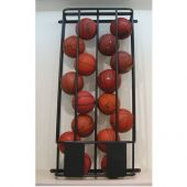 Wall Mounted Ball Lockers Double Column