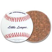 Youth Baseballs - Little League Approved Baseball (RS) - Genuine Leather Cover - (Case of One Dozen Balls)