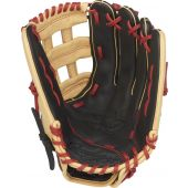 """Youth Select Pro Lite 12 in Glove - 12"""" - BLACK/CAMEL"""