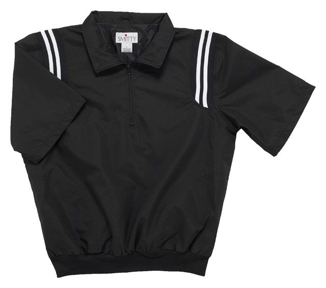 Smitty Umpire Jacket - Pullover Short Sleeve Jacket