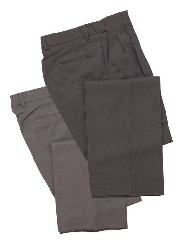 Umpire Apparel Pleated Home Plate Pant Pleated with Expansion Waistband